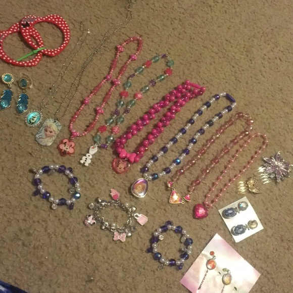 Disney Other - Large Disney jewelry collection